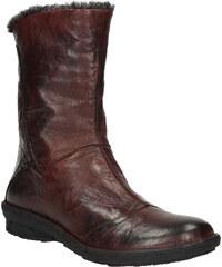 Baťa Dámská kožená obuv se zateplením