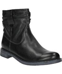Baťa Dámská kožená kotníčková obuv
