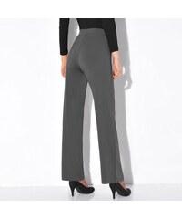 Blancheporte Kalhoty z úpletu šedá 42