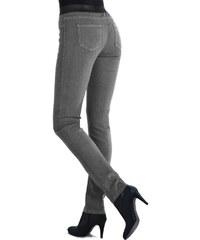 Blancheporte Pružné legínové džíny šedá 36