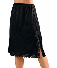 Blancheporte Spodničková sukně, sada 2 ks černá 38/40