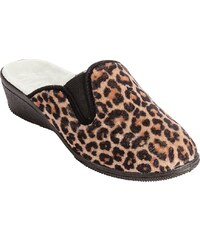 Blancheporte Pantofle s leopardím motivem leopard 36