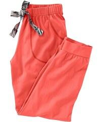 """Blancheporte Jednobarevné krátké kalhoty """"jungle"""" korálová 34/36"""