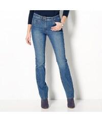 Blancheporte Rovné strečové džíny modrá 36
