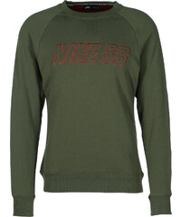 Nike Sb Everett Reveal Crew Sweater khaki/cayenne