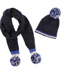 Billieblush Bonnet et écharpe - bleu