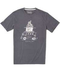 Oxbow Tartane - T-shirt - gris