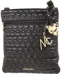 Marc Cain Bags & Shoes Crossbody Bag mit Allover-Tigerkopfsteppung