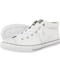 Boty Converse 654248 Chuck Taylor Star Street Leather White
