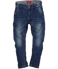 s.Oliver Jeans Tapered Fit blue denim
