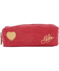 Trousse simple Coney Island IKKS Rouge