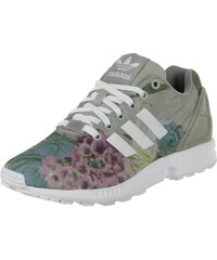 adidas Zx Flux W chaussures grey/white/pink