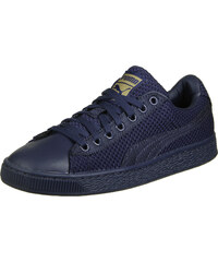 Puma Basket Tech Pack chaussures peacot/gold