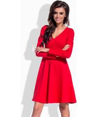 Lemoniade Červené šaty L154