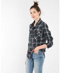 Chemise à carreaux vert, Femme, Taille L -PIMKIE- MODE FEMME
