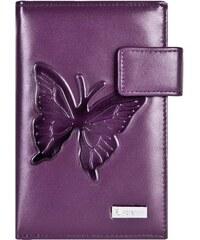 Große Damen Geldbörse VALENTINI - 124-203 Violett