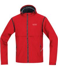 Gore Running Wear Herren Laufjacke Essential Windstopper Active Shell Zip-Off Jacke