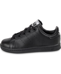 adidas Baskets/Tennis Stan Smith Enfant Noire Enfant