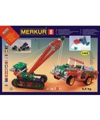 Merkur Stavebnice 8 130 modelů - 1405 ks, 5 vrstev