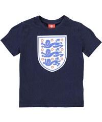 Tričko Flyer England dět. námořnická modrá