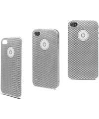 Muvit Coque grise pour iPhone 4/4S - gris