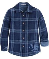 Pepe Jeans London Milton - Hemd - blau