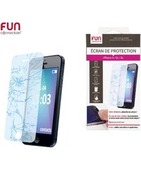 Fun Connection Displayschutz für iPhone 5/5C-S - transparent