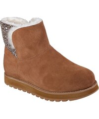 Skechers KEEPSAKES - Moon Boots - beige