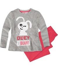 Pets (Secret Life of Pets) Pyjama pink in Größe 104 für Mädchen aus 100% Baumwolle Grau: 60% Baumwolle 40% Polyester