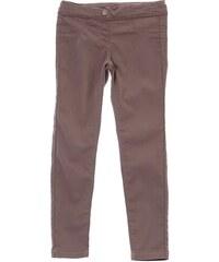 Benetton Pantalon en coton mélangé - gris clair