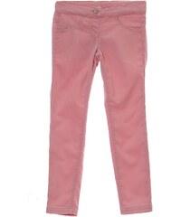 Benetton Pantalon en coton mélangé - rose clair