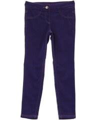 Benetton Pantalon en coton mélangé - bleu