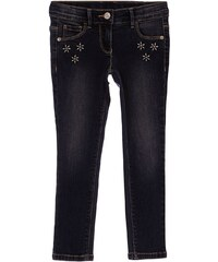 Benetton Jean skinny - denim bleu