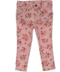 0 1 2 Hose mit Baumwollanteil - rosa