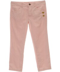 Benetton Chino en coton - rose clair