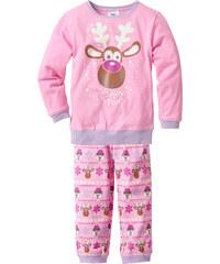 """bpc bonprix collection Pyjama d""""hiver (Ens. 2 pces.) rose lingerie - bonprix"""
