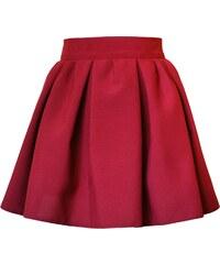 KOZACKI MOPS Mini sukně z kolekce Macarons, vínová