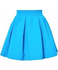 KOZACKI MOPS Mini sukně z kolekce Macarons, azurová