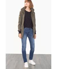 Esprit Strečové džíny se záševky