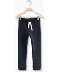 Esprit Pantalon molleton basique 100 % coton bio