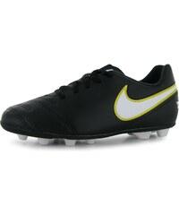 Kopačky Nike Tiempo Legend Rio Firm Ground dět. černá/bílá