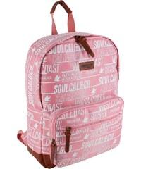 Soul Cal Batoh SoulCal Satin dám. růžová