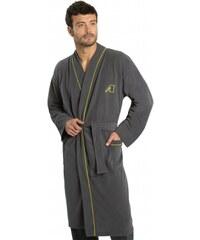 Athena Blancheporte Robe de chambre col kimono en micro polaire