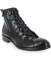 Bottines Homme Jo Ghost en Cuir Noir