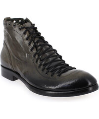 Bottines Homme Jo Ghost en Cuir Gris