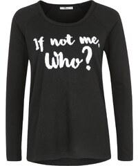 LTB Sweatshirt mit Label Applikation