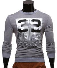 Re-Verse Sweatshirt NY City - Dunkelgrau - S