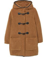 MANGO Duffle-Coat Peluche