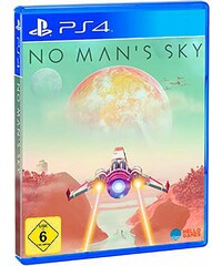 PS4 No Man's Sky PlayStation 4