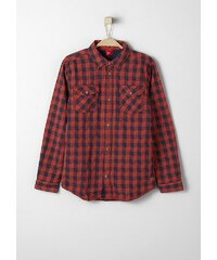 s.Oliver RED LABEL Junior Kariertes Baumwollhemd für Jungen